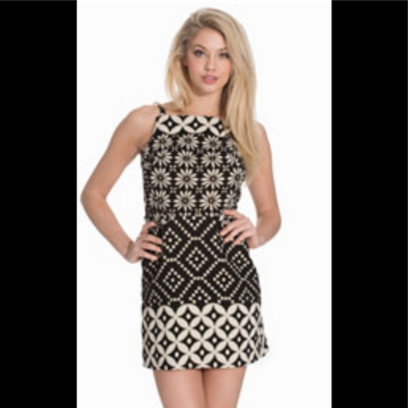 c940f40fe3 NWT Topshop daisy jacquard dress fits like size 4